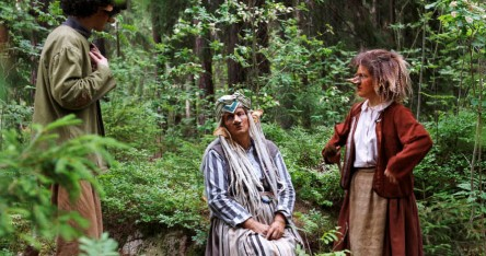 Trollen i Mariebergsskogen